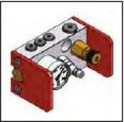 Control panel ST 8845